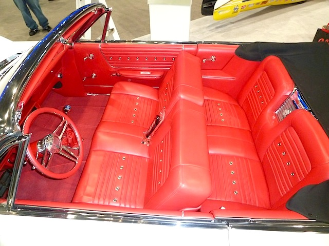 The Hog Ring - Auto Upholstery News - 1965 Ford Galaxie 2