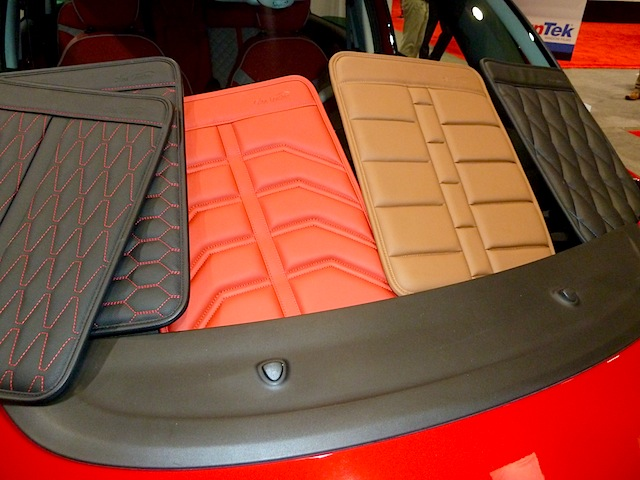 Auto Upholstery - The Hog Ring - Alea Sema 2013