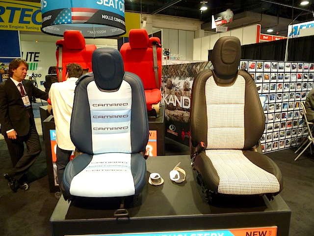 Auto Upholstery - The Hog Ring - Pecca Sema 2013