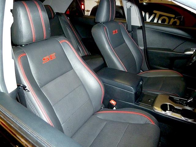 Auto Upholstery - The Hog Ring - Roadwire Sema 2013