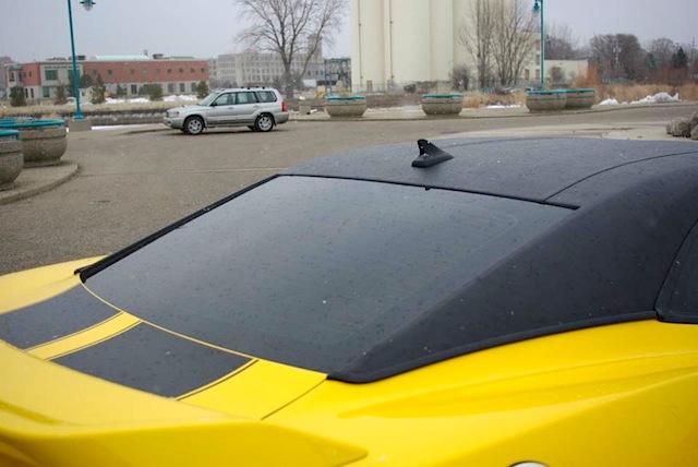The Hog Ring - Auto Upholstery News - 2013 Chevrolet Camaro Vinyl Top 6