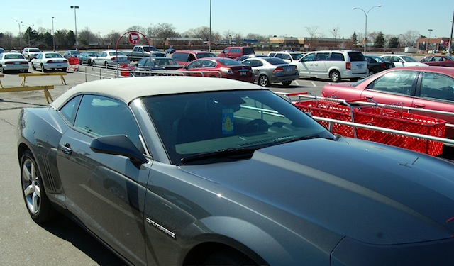 Auto Upholstery - The Hog Ring - Chevrolet Camaro Landau Top