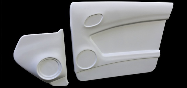 Auto Upholstery - The Hog Ring - Fesler Built Custom Door Panels