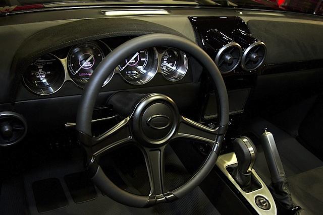 Auto Upholstery - The Hog Ring - M&M Hot Rod Interiors 1969 Camaro