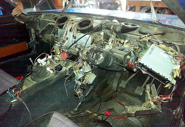 Auto Upholstery - The Hog Ring - Brent Parker Motor Trimming Lamborghini Espada