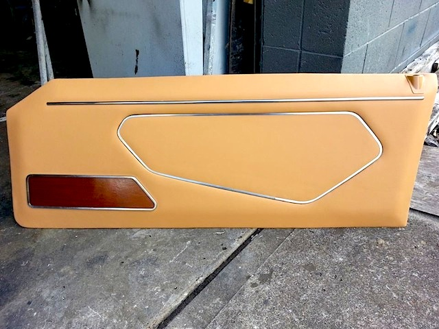 Auto Upholstery - The Hog Ring - Brent Parker Motor Trimming Door Panels
