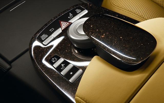 Auto Upholstery - The Hog Ring - Mercedes-Benz Designo Granite Trim