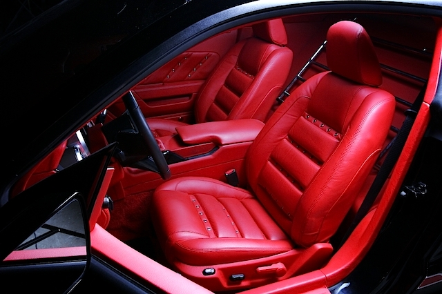 Auto Upholstery - The Hog Ring - JS Custom Upholstery