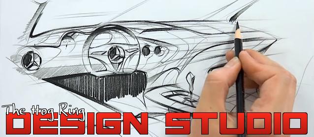 Auto Upholstery - The Hog Ring - Design Studio