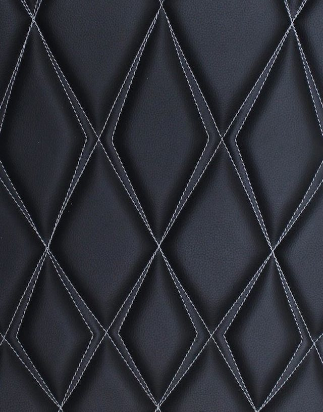 Auto Upholstery - The Hog Ring - Alea leather - Balenio Insert