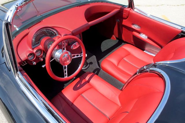 Auto Upholstery - The Hog Ring - Customs by Vos