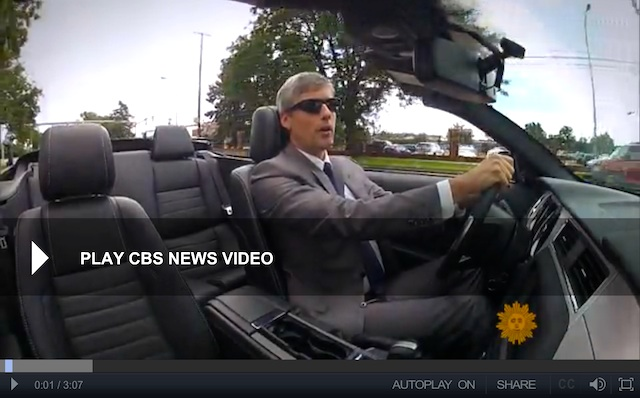 Auto Upholstery - The Hog Ring - CBS News