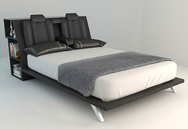 Auto Upholstery - The Hog Ring - Consolatio Car Bed