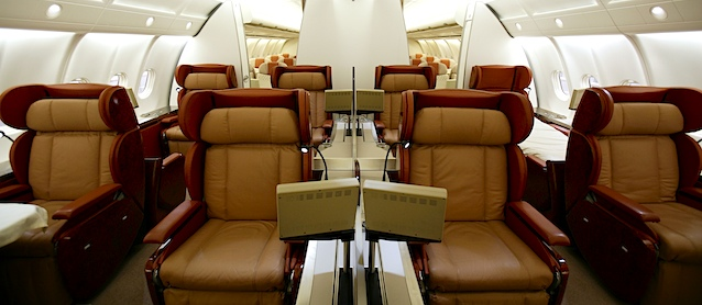 Auto Upholstery - The Hog Ring - Southwest Airlines Interior
