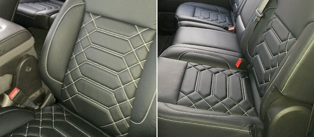 seat upholstery covers alea leather auto hog edition ring limited custom interior silverado seats gmc sierra thehogring order kits jeep