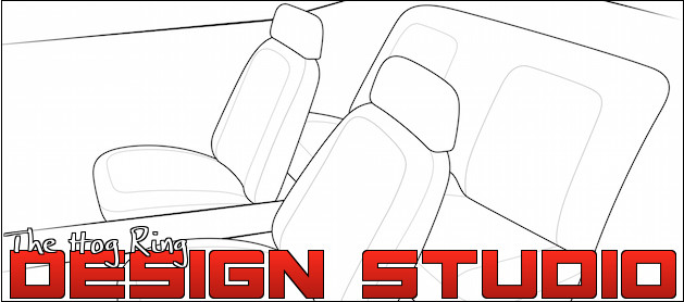 Auto Upholstery - The Hog Ring - Design Studio - 1969 Chevrolet Camaro