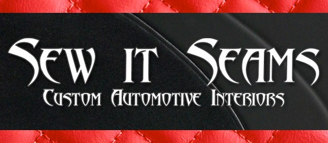 Auto Upholstery - The Hog Ring - Sew It Seams Interiors
