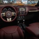 Auto Upholstery - The Hog Ring - Jeep Wrangler Sundancer