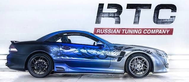 Auto Upholstery - The Hog Ring - Russian Tuning Company