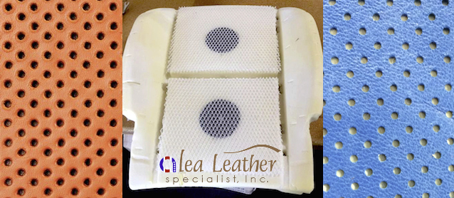 Auto Upholstery - The Hog Ring - Alea Leather Seat Heater and Cooler Kit