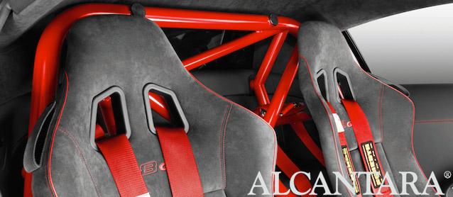 Auto Upholstery - The Hog Ring - Alcantara