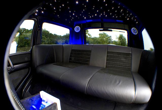 Auto Upholstery - The Hog Ring - Exact Art Fabrications - Starlight Headliner