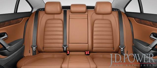 Auto Upholstery - The Hog Ring - JD Power & Associates