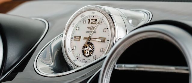Auto Upholstery - The Hog Ring - Bentley Breitling Mulliner Tourbillon