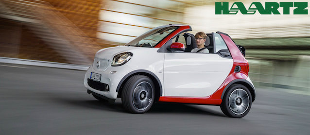 Auto Upholstery - The Hog Ring - 2016 Smart ForTwo Cabriolet