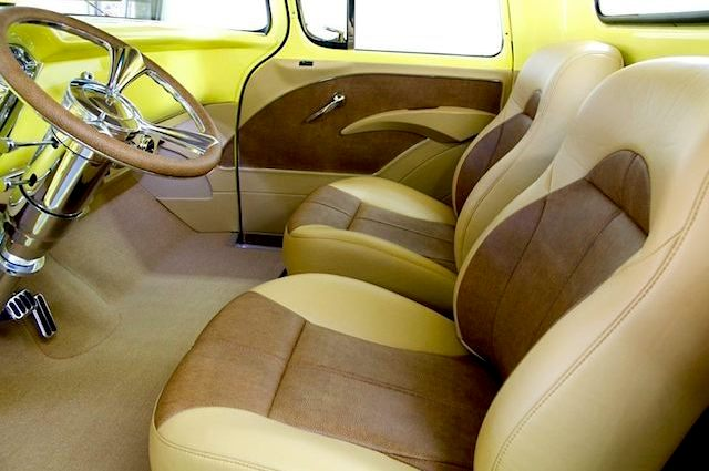 Auto Upholstery - The Hog Ring - Trim Den