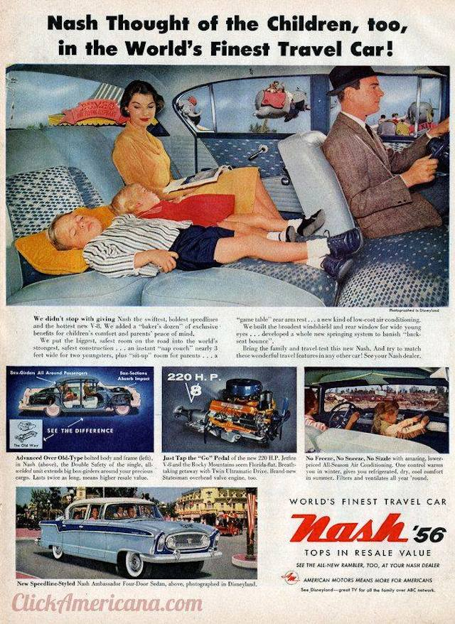 Auto Upholstery - The Hog Ring - Nash 56