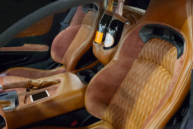 Auto Upholstery - The Hog Ring - VLF Force 1