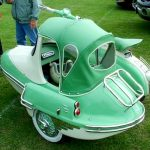 Auto Upholstery - The Hog Ring - Lambretta Convertible