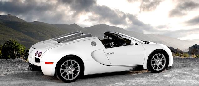 Auto Upholstery - The Hog Ring - Bugatti Veyron