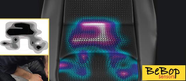 Auto Upholstery - The Hog Ring - BeBop Sensors