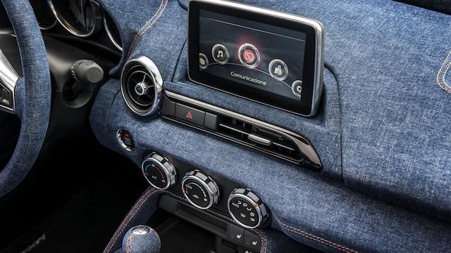 Auto Upholstery - The Hog Ring - MX-5 Miata Levanto