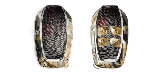 Auto Upholstery - The Hog Ring - Carlex Design Key Fob