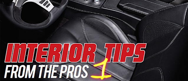 Auto Upholstery - The Hog Ring - Interior Tips from the Pros