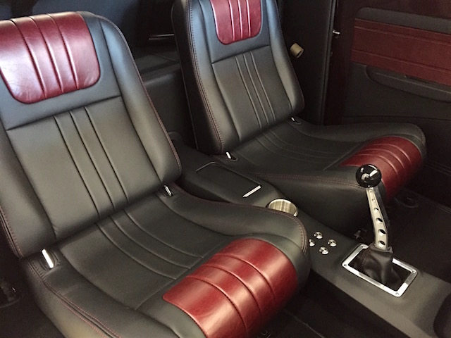 Auto Upholstery - The Hog Ring - Bux Customs