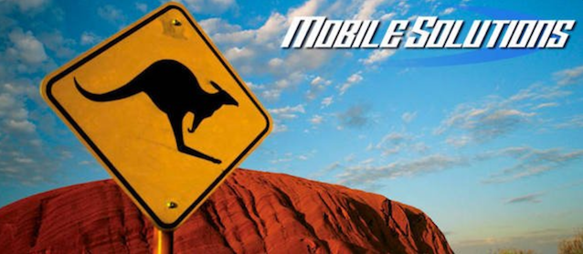 The Hog Ring - Mobile Solutions is Heading to Australia
