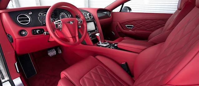 The Hog Ring - Bentley to Trim Cars in Jellyfish Leather
