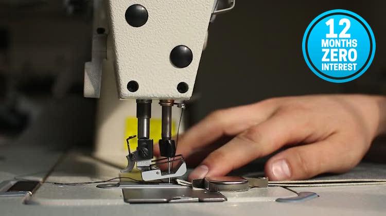 The Hog Ring - Finance a Brand New NC Sewing Machine
