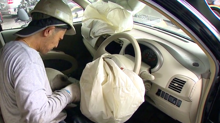 The Hog Ring - Warning - Takata Airbags Could Kill You