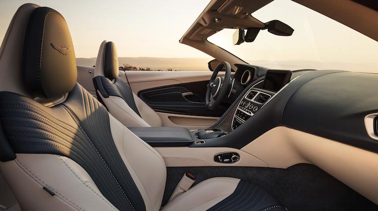 The Hog Ring - The Aston Martin DB11 Volante is Stunning