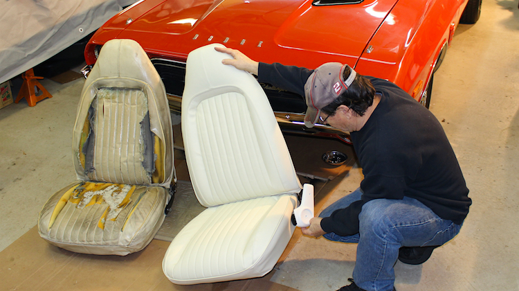 The Hog Ring - 8 ways to make your trim shop more professional