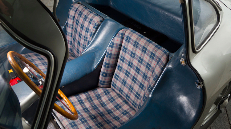 The Hog Ring - Mercedes-Benz Brings Back Plaid Fabric
