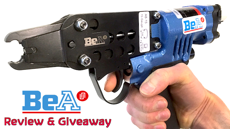The Hog Ring - Review BeA Pneumatic Hog Ring Gun