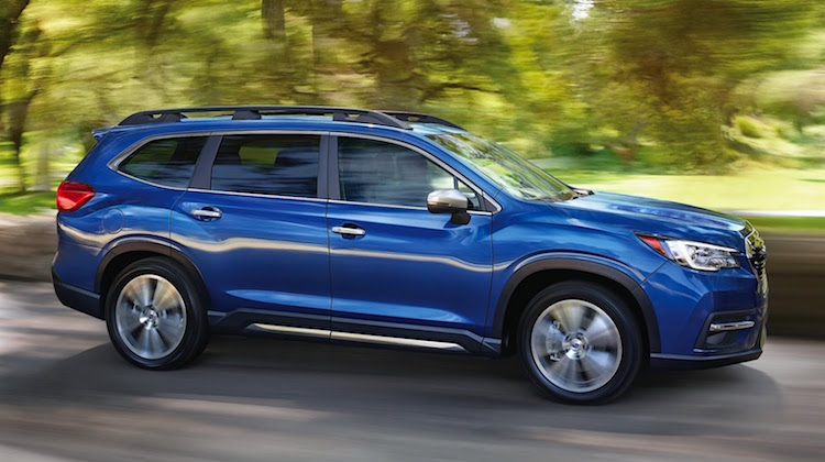 The Hog Ring - 2019 Subaru Ascent Has 19 Cup Holders