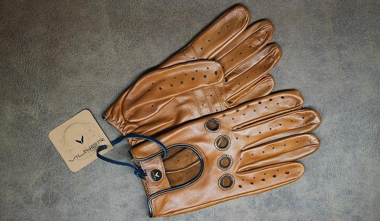 The Hog Ring - Vilner Custom Driving Gloves are Bad Ass