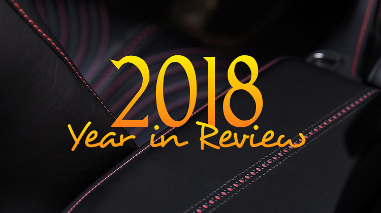 The Hog Ring - 2018 Year in Review